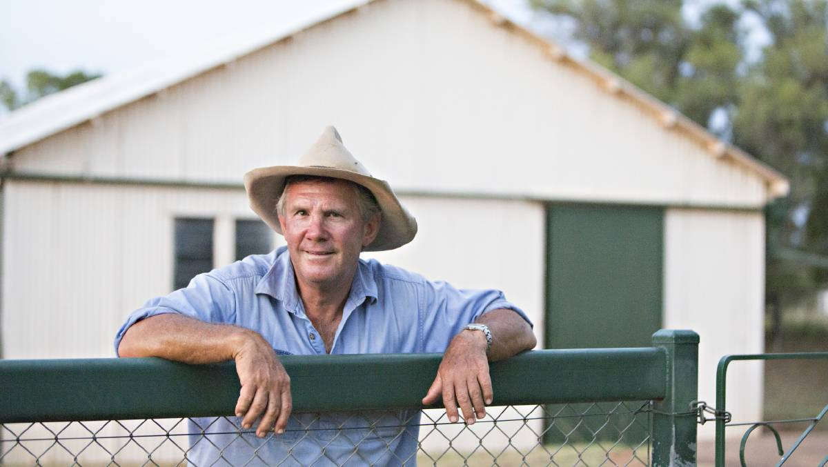 Maranoa Kangaroo Harvesters and Growers Cooperative co-chairman Bim Struss knows the plan is a controversial one. Picture supplied.