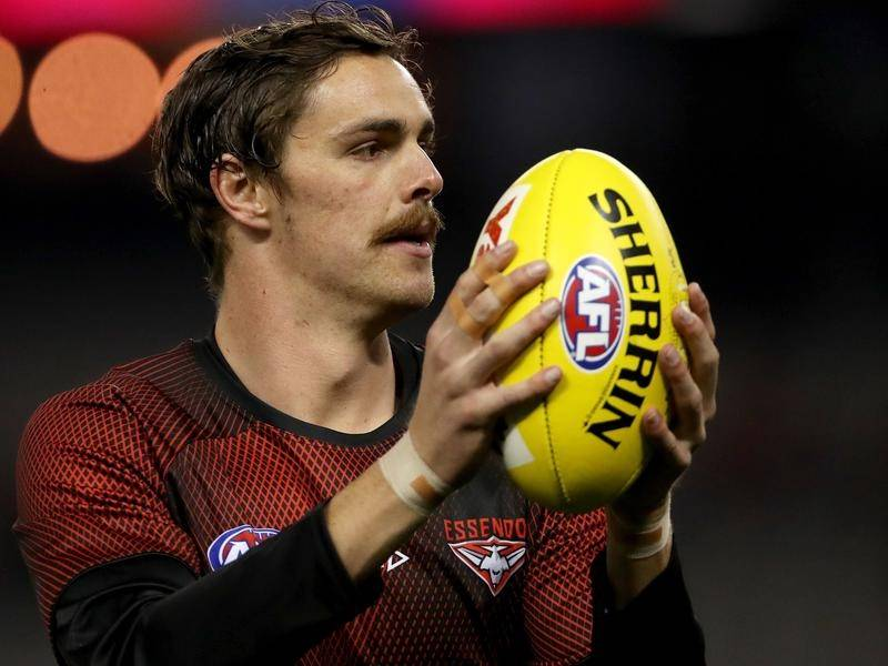 Essendon have promised no hard feelings when wantaway star Joe Daniher returns to training.